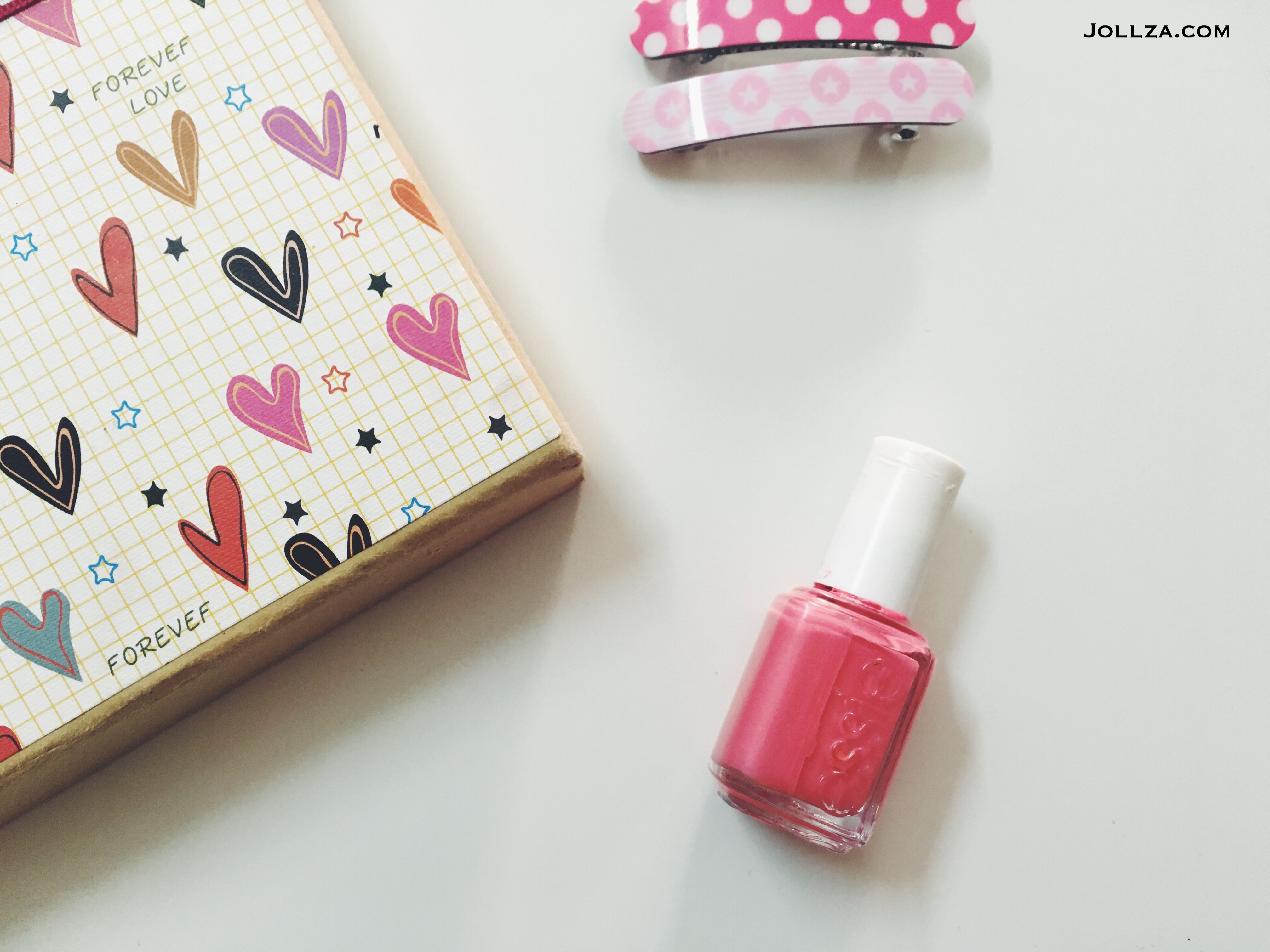 cute as a button Nail Polish Essie
