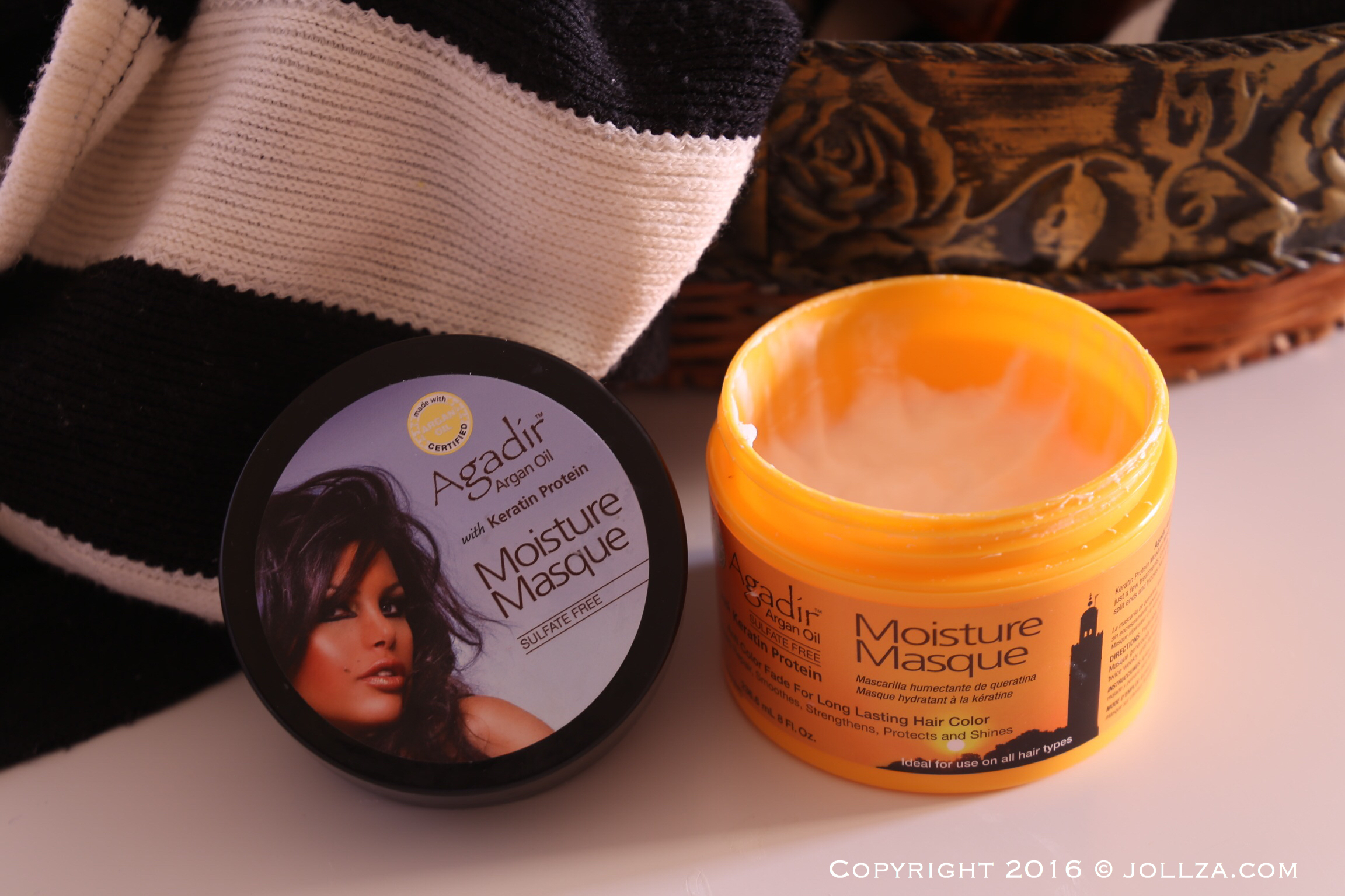 Agadir Argan Oil Moisture Masque | ماسك أغادير للشعر